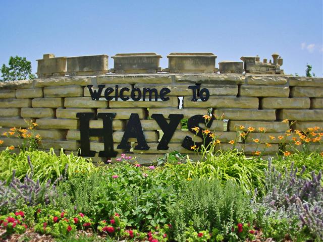 4.) Hays (Population: 20,510)
