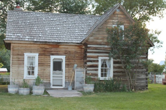 10) Visit the Old West in Wellsville