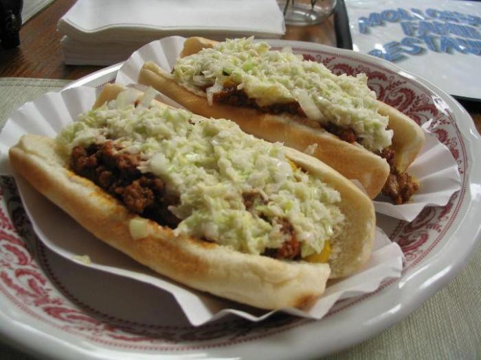 9. West Virginia Hot Dogs