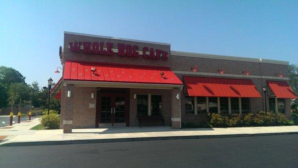 9. Whole Hog Cafe, Cherry Hill