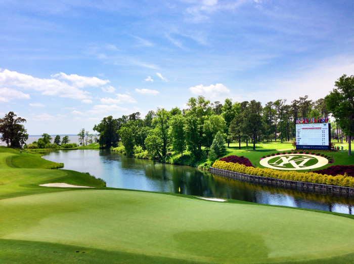 Where to stay: Kingsmill Resort