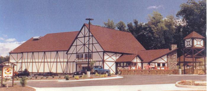 12. Wohlfahrt Haus Dinner Theater, Wytheville