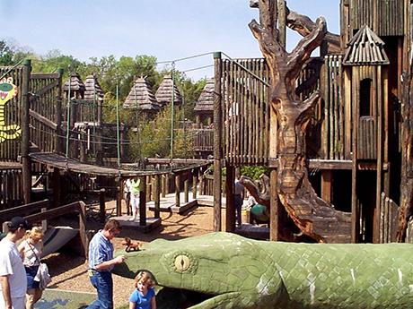 2) Nashville Zoo - Nashville