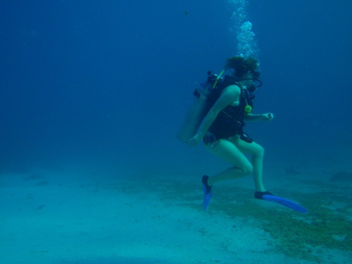 7. Learn to scuba dive