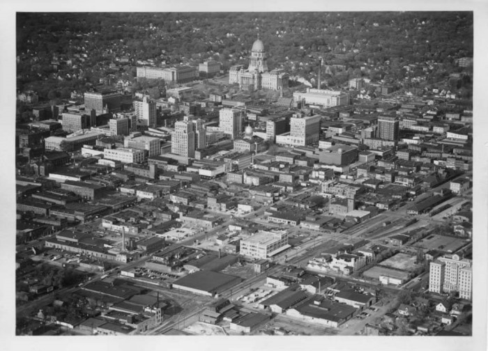 2. Downtown Springfield