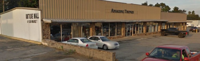 7. Amazing Things Antique Mall