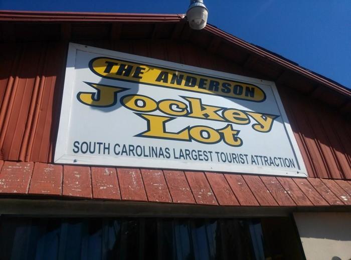 1. Anderson Jockey Lot & Farmer's, Anderson, SC