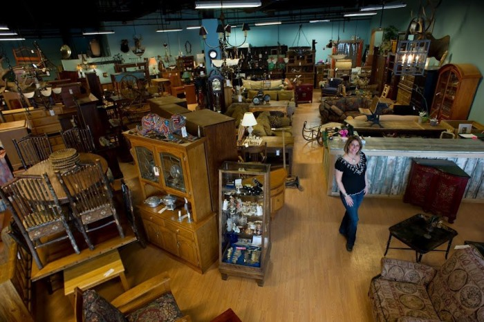 8.) Annie's Home Consignment (Steamboat Springs)