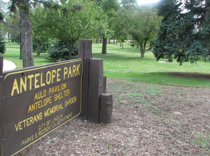 Antelope Park, Lincoln