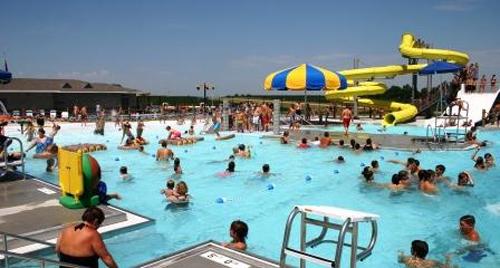 Aquatic Park, Falls City