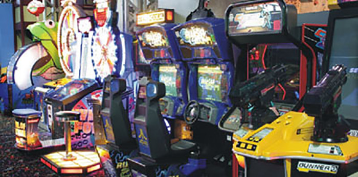 5. Once you've seen all the outdoor sights, bring the kids to adventure zone in Duluth for lazer tag, arcade games, batting cages and more. You're sure to find something you love here!