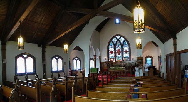 3. Acension Episcopal Church