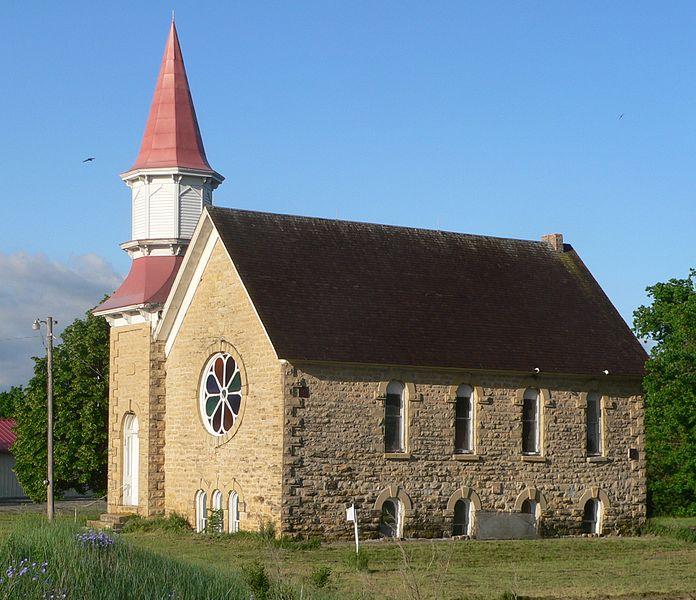 Baptist Church, Steele City