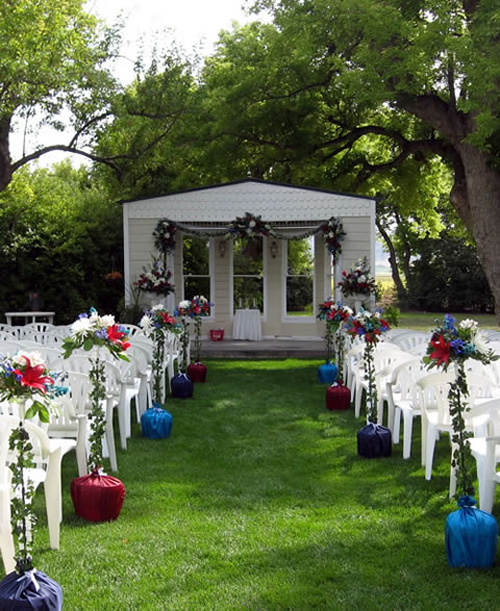 Outdoor Wedding Ceremony Des Moines: 12 Totally Stunning Wedding Venues In Nebraska
