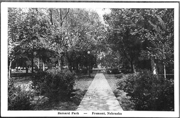 Barnard Park, Fremont