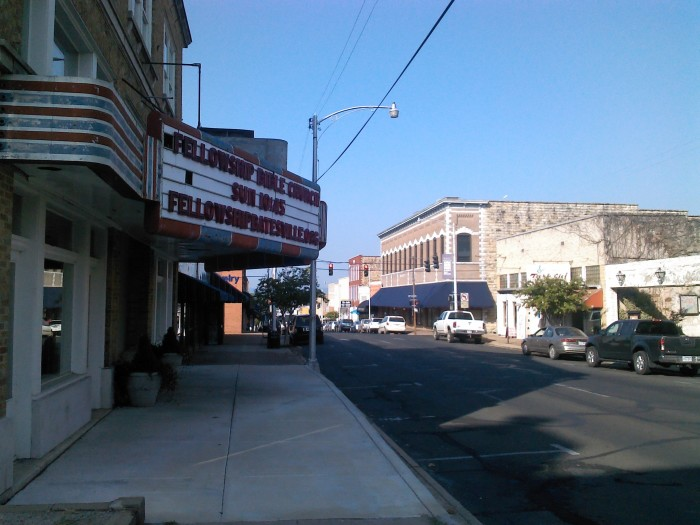 5. Batesville Historic Commercial District