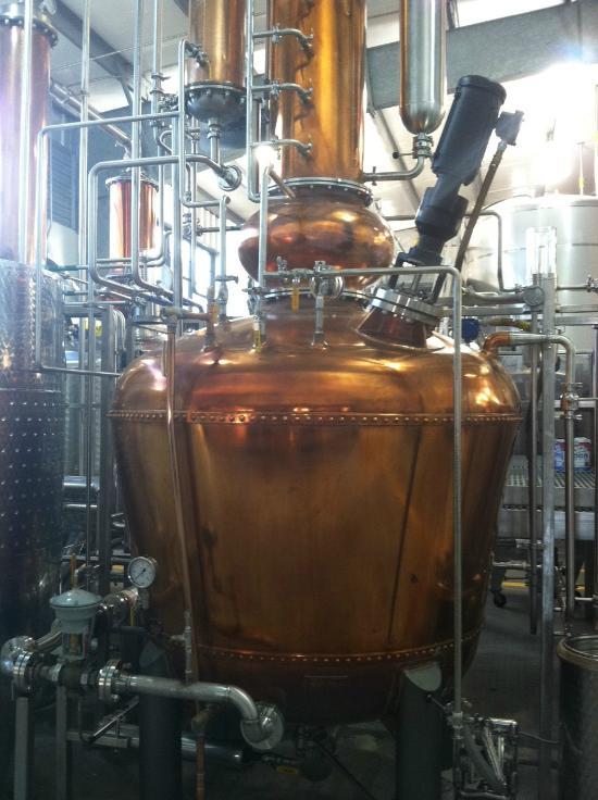 3. Bayou Rum Distillery, Lacassine, LA