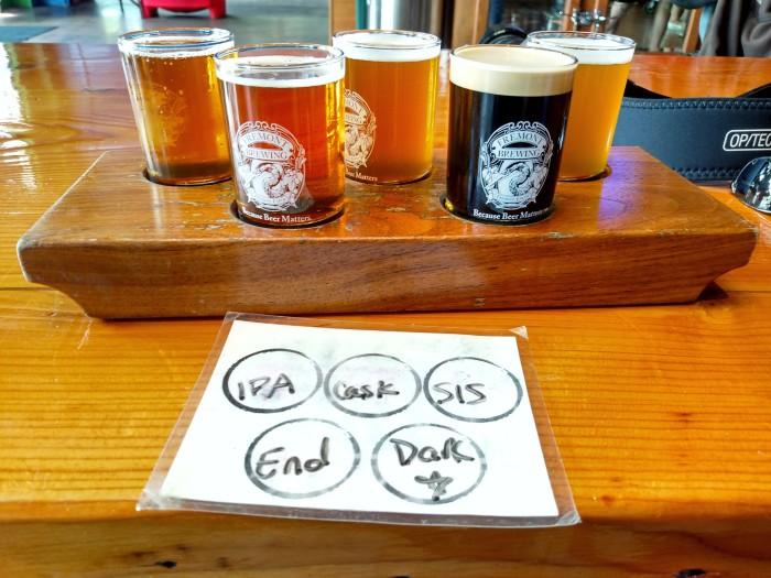 9. Craft beer.