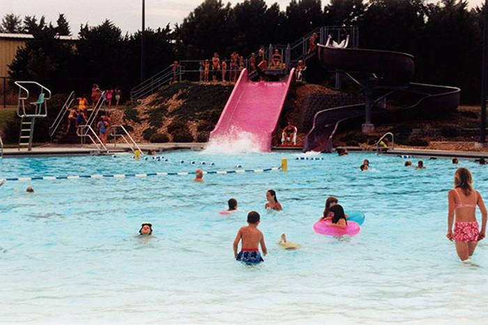Big Blue Water Park, Beatrice
