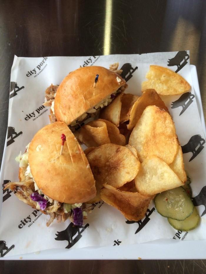 7) Big Pig, City Pork, Baton Rouge, LA