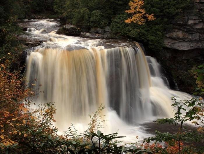 11. Blackwater Falls