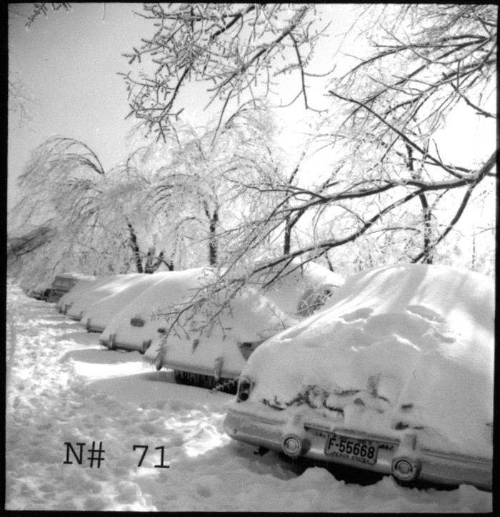 Nashville - Blizzard of 1951