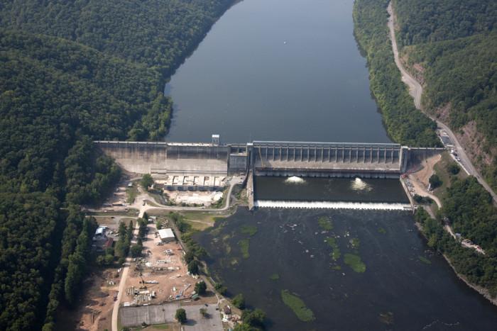 5. Bluestone Dam