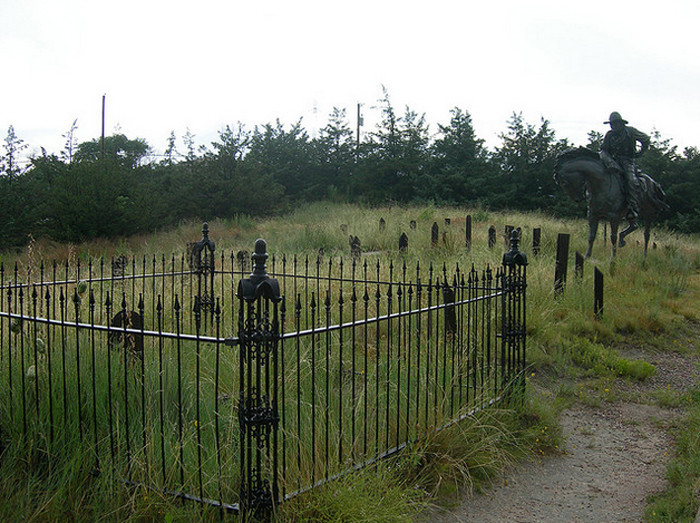 Boot Hill Cemetery, Ogallala