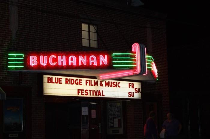 10. Buchanan Theatre, Buchanan