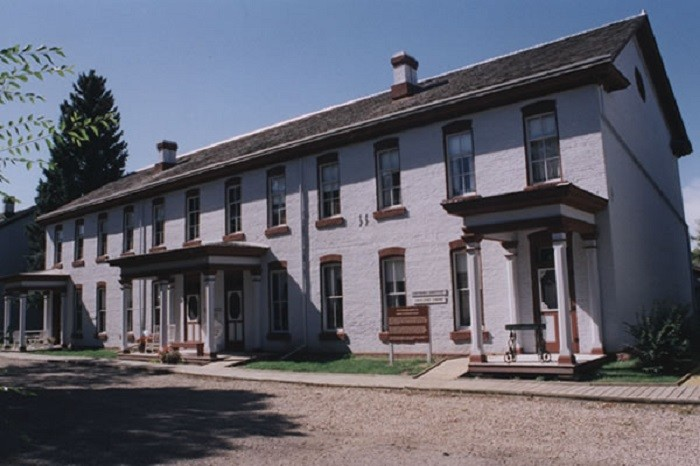8. Totten Trail Historic Inn - Saint Michael, North Dakota