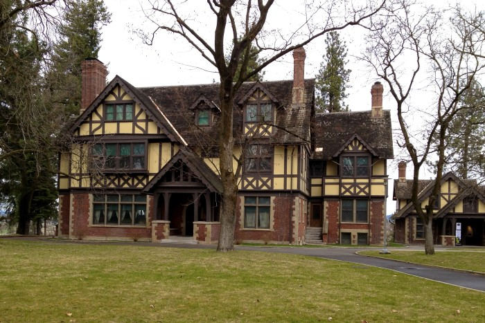 4. Campbell House, Spokane (Northwest Museum of Arts & Culture, or the MAC)