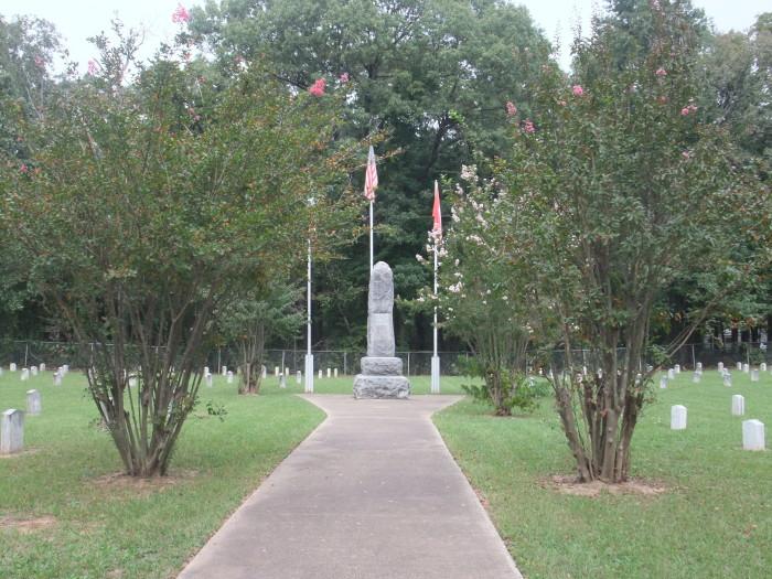 8. Camp Nelson Confederate Cemetery