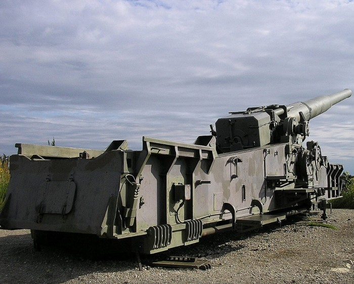 2.) Atomic Cannon (Junction City)