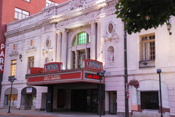 3. Capitol Theatre in Wheeling