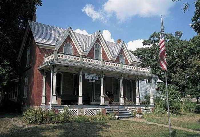 Bailey House Museum, Brownville