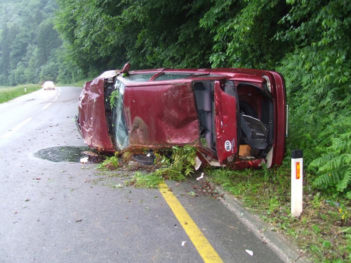 2. Vehicle Accident
