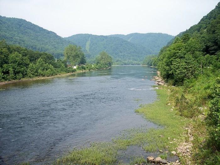 4. The Cheat River