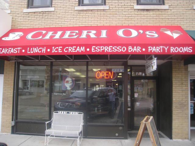 Cheri O's, Ashland