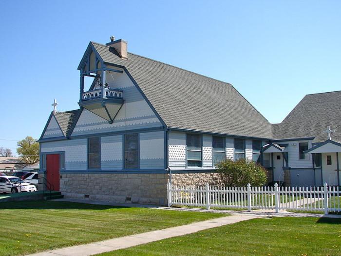 Christ Episcopal Church, Sidney