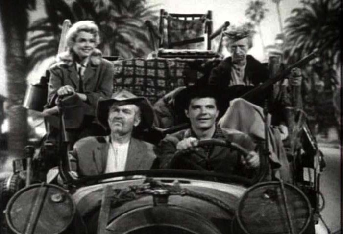 "5. The Clampetts of ""The Beverly Hillbillies"""