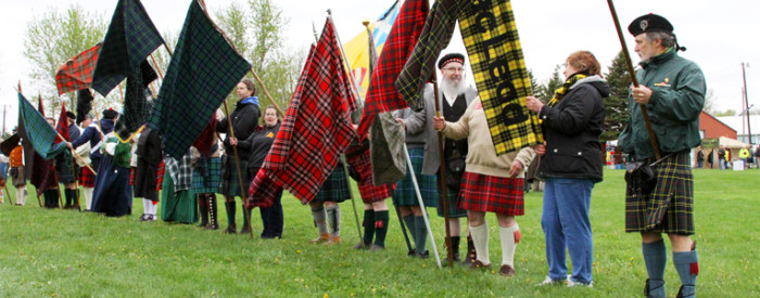 8. Scottish Fair & Highland Games - Get a cultural overload from this Scottish fair in Eagan on July 18th.