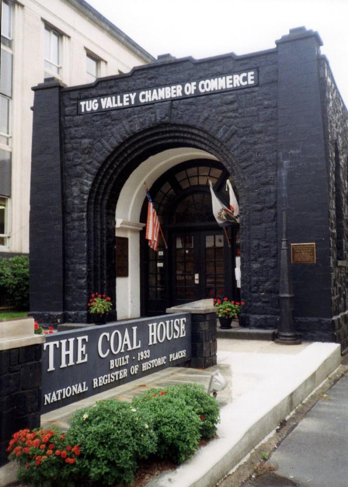 5. The Coal House