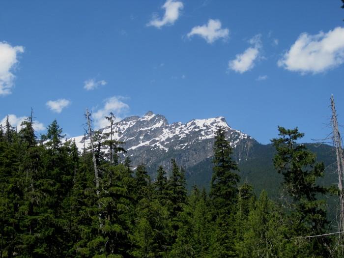 3. Colonial Peak