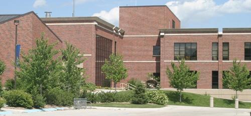 Concordia University's David Hall, Seward