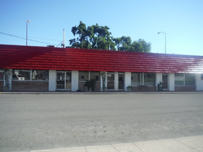 11. The Corner Bistro in Omak may not be all fancy-schmancy on the outside.