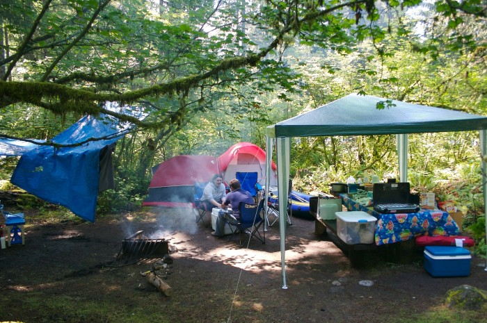 2. Cougar Campground