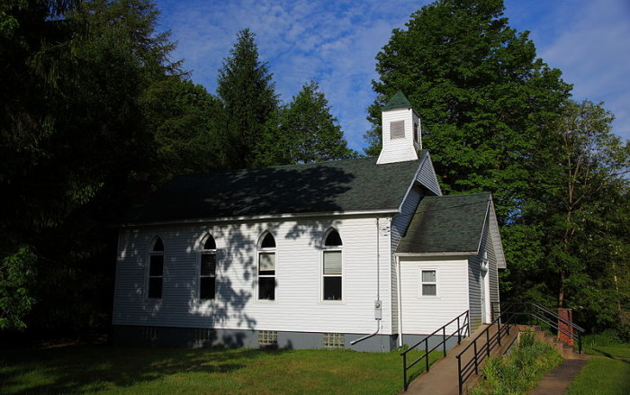 7. This Baptist church