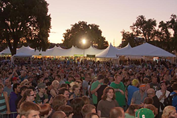 10. Irish Fair - The largest free Irish Fair in the country! Always memorable, catch it in August in Saint Paul.
