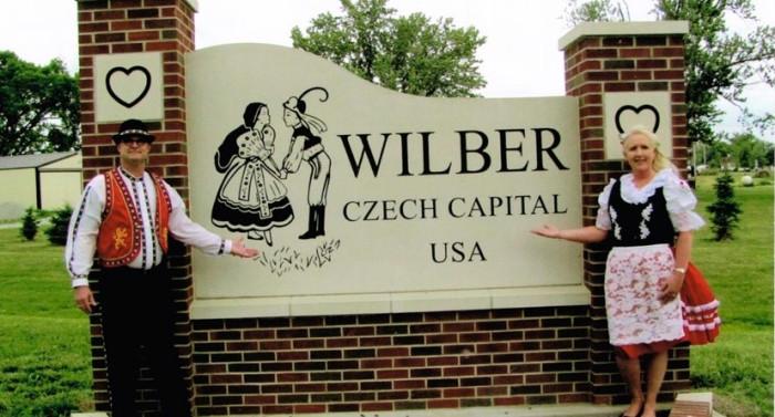 Czech Festival, Wilber