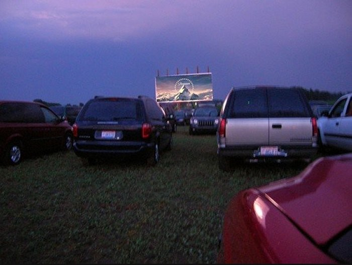 Field Of Dreams Drive In Theater Tiffin